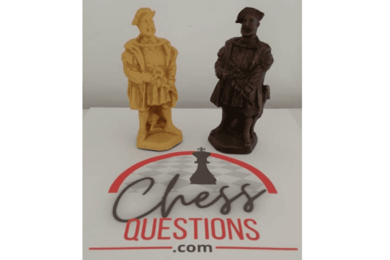 This is Why Chess Games End with Two Kings