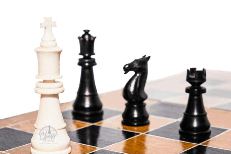 The 6 Ways A Game of Chess Will be Drawn