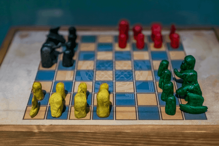 A Chess Timeline – Early Origins and Subsequent Development
