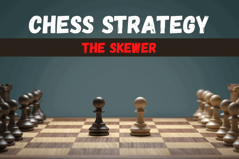 Skewer: An Attacking Strategy in Chess