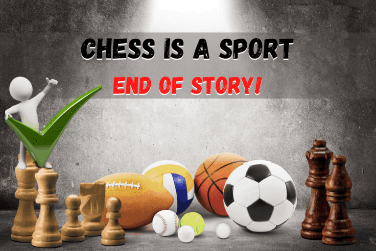 Top 10 Reasons That Chess is a Sport (And Boxing)