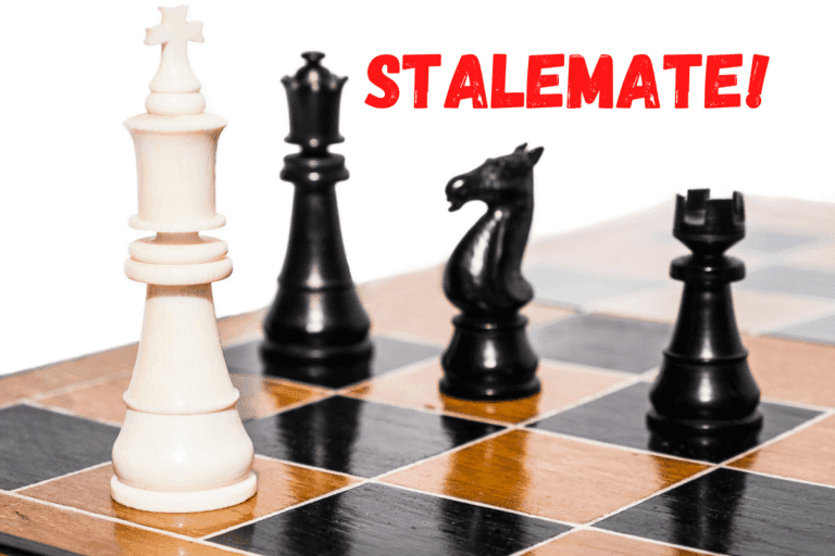 Stalemate in Chess: Rules, Tips & Pieces to Avoid