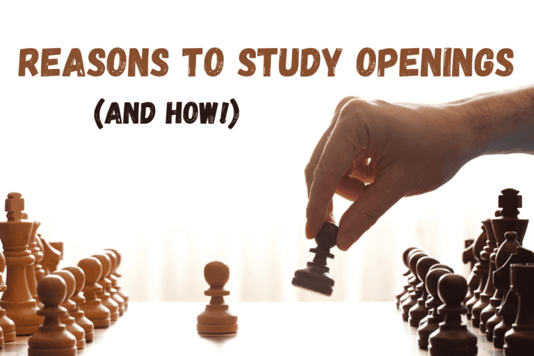 Chess Openings: Necessary or Over-studied