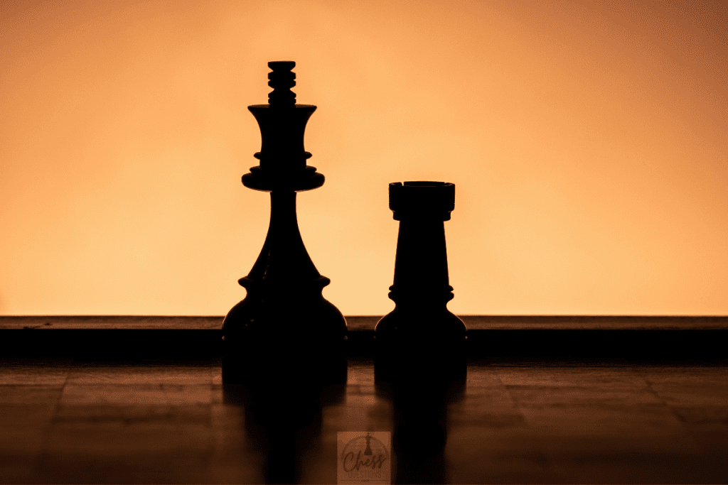Castling in chess