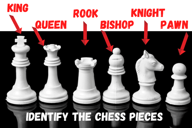 Learn the Correct Names for Each Chess Piece – A Beginner's Guide