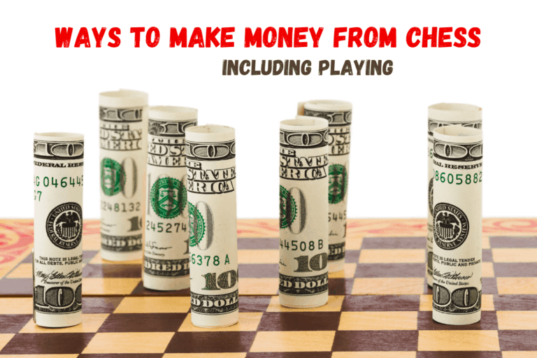 What to Expect as a Chess Professional: Prize Money and Beyond
