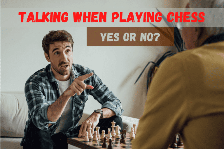 Can Chess Players Talk to Each Other