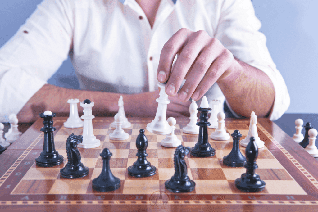 Touch move Rule in Chess