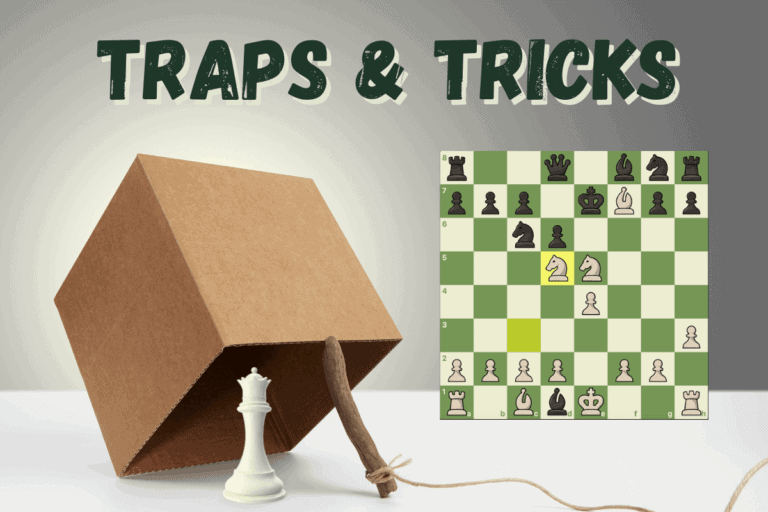 21 Terrific Chess Traps: The Best Chess Tricks and Traps