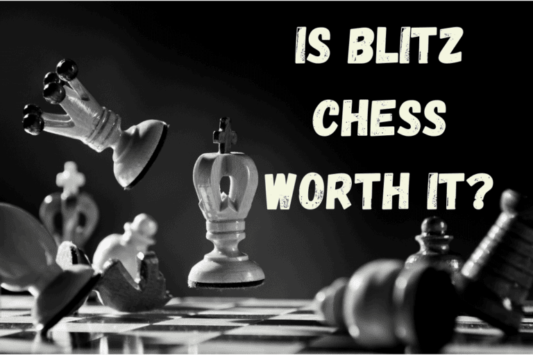 5 Disadvantages of Playing Blitz Chess (& 4 Advantages!)
