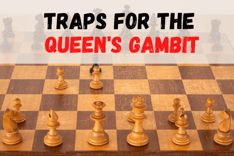 Traps for the Queen's Gambit: [Elephant trap, Rubinstein Trap]