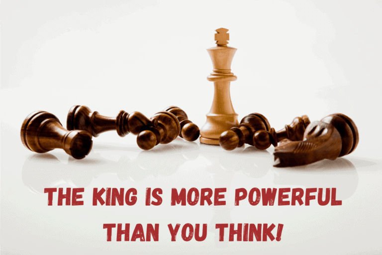 What Can a King Do? – Questions About The King in Chess