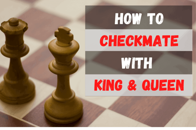 7 Steps to Checkmate with King & Queen vs King: Chess Endgames