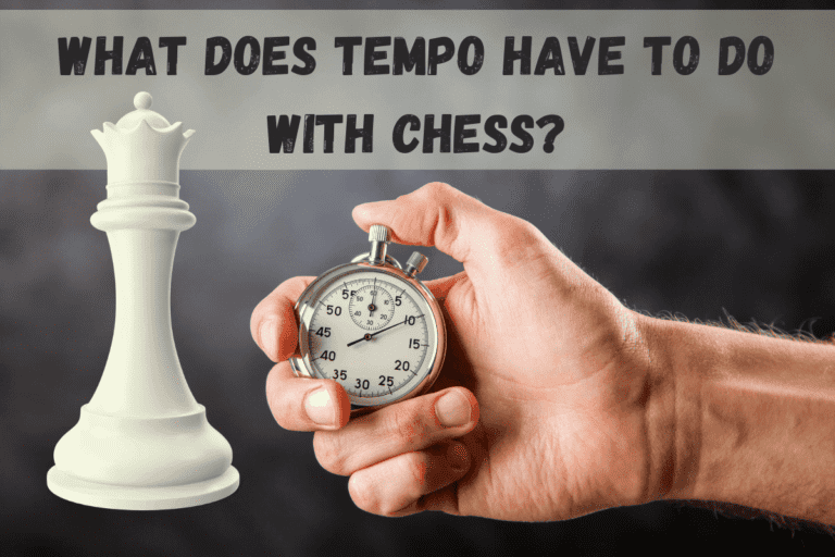 """""""What is Tempo?""""- An Explanation of the Chess Term"""