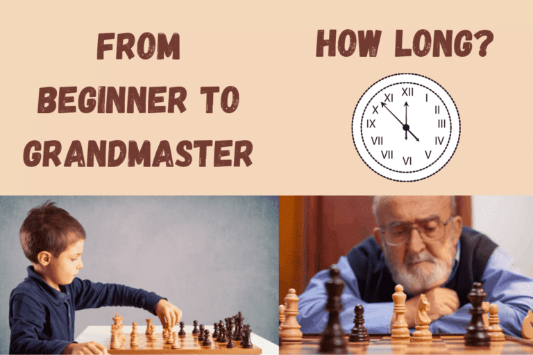 From Beginner to Grandmaster – How Long to Learn Chess