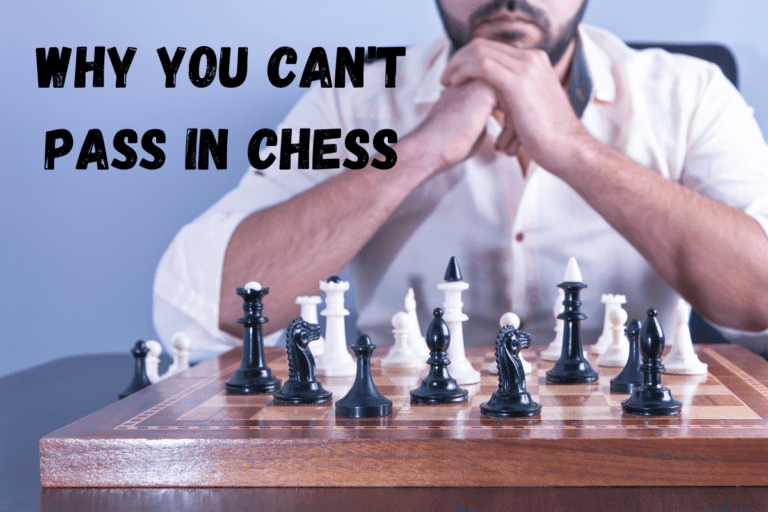 Can You Pass in Chess? (Why You Can't, Waiting Moves & Zugzwang)