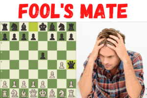 Fools mate in chess featured image
