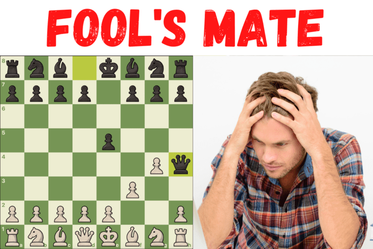 Fool's Mate in Chess (What is it? – How to Win & How to Avoid)