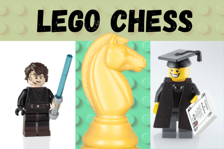 Lego Chess Sets: From Buying Them to Making Your Own