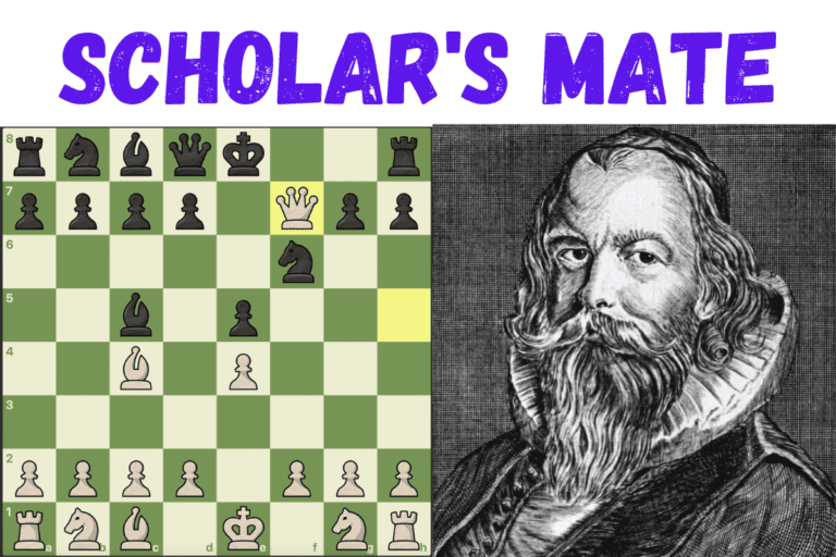 Scholar's Mate in Chess (What is it? – How to Win & How to Avoid)
