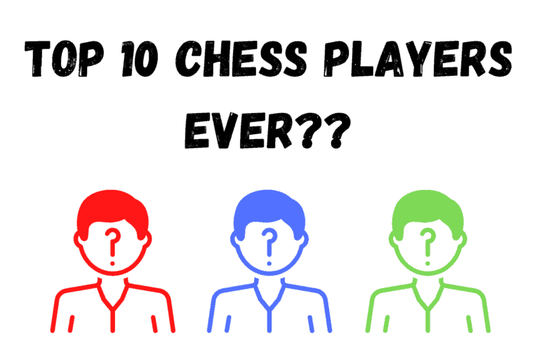 Top Ten Chess Players: FIDE Rating, World Champs & Longevity