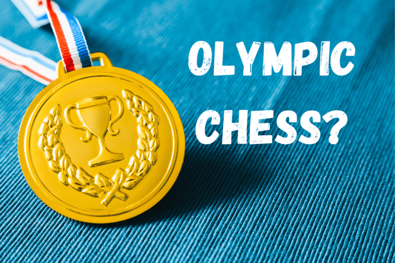 Can Chess Become an Olympic Event? (Why and vs The Olympiad)